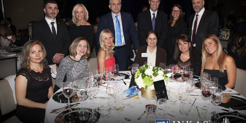 Photos from the 2016 Sinai Health Foundation Dinner with Scientists Presented by Peartree Financial.
