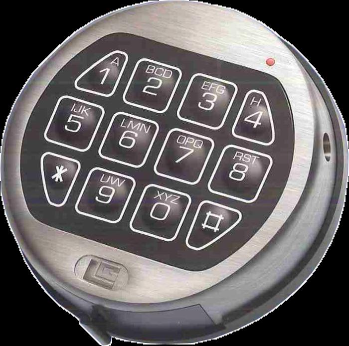 La Gard Audit Safe Lock