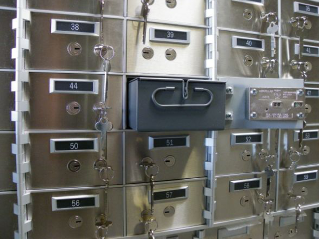 LDB / SDB Series Safe Deposit Box